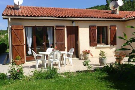 Maison dans les Pyrénées, 45min Toulouse Euro2016 - Casa