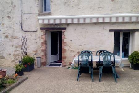Charmante maison à 40 mn du Puy du fou - Bournezeau - Maison