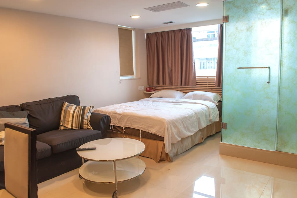 Studio near Austin & Kowloon MRT
