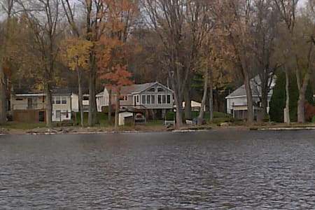 Finger Lakes Paradise (w/Dock) - House