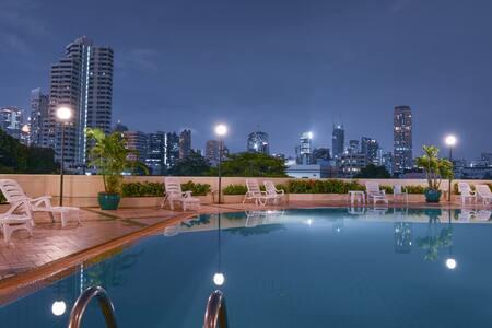 Amazing studio, center of Bangkok