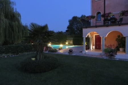 Luxury Apartment Lazise with Pool - Wohnung