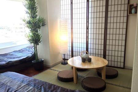 J-Style Bamboo RM+Tatami/WIFI/#AS4