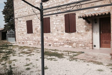 Assisi holiday apartment - Assisi - House