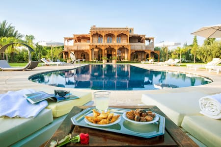 Villa in Marrakesh