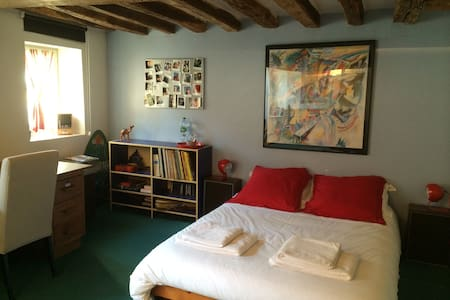 Bed and breakfast centre Senlis