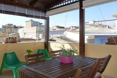 Casa Zafarani piano secondo - Marina - House