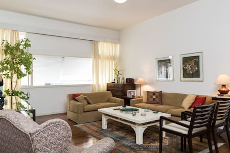 Charming suite in Ipanema