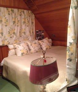 Zimmer im gemütlichen Fachwerkhaus - House