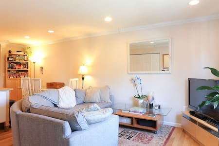 Charming, Open and Cozy Condo w/cat