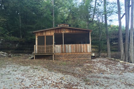 The Rock Cabin- Ropers Campground