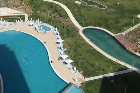Luxury Residance with Swiming Pool - Ankara - Appartement