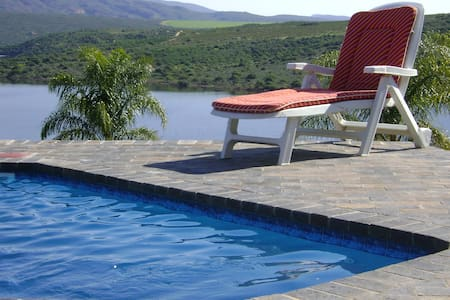 Lakeview House with private pool. - Clanwilliam