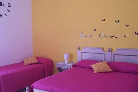 4 stanze vicino la SCALA DEI TURCHI - Realmonte - Bed & Breakfast