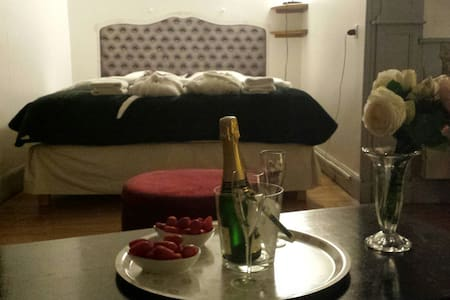 la colline d'a cappella de 60/120€ - Ambax - Bed & Breakfast