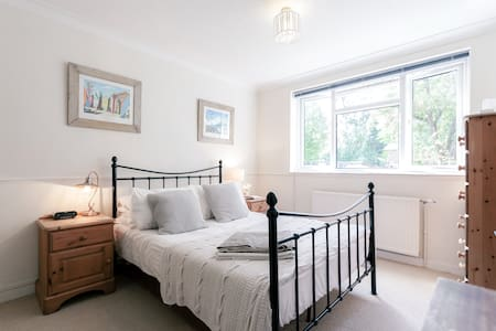 Double Room in London (Richmond) - Appartement