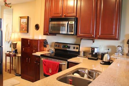 Condo Downtown Tallahassee - Condominium