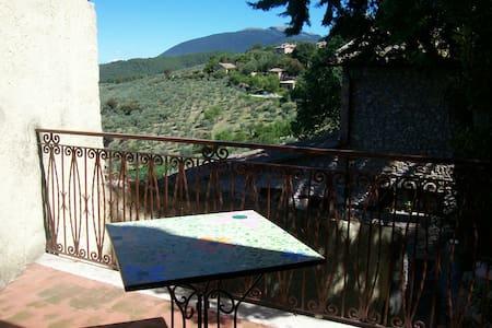 Il Cantuccio with beatiful view - Casa