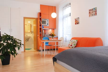Nice apartment, central, calm, cosy - Apartment