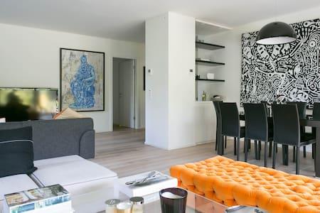 Perfect 2BD Family Apt+Car Park - Apartament