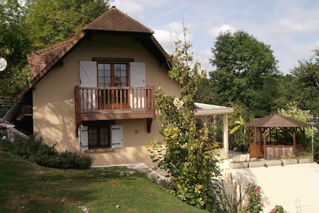 Cottage in Normandie, 100 km Paris - Fontaine-sous-Jouy