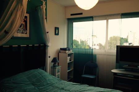 Chambre près du centre ville - Meaux - Appartement
