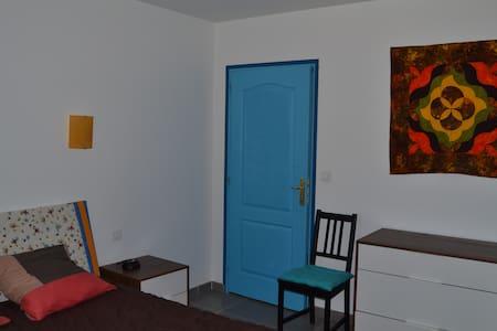 hotel à la campagne à 15km bergerac - Oda + Kahvaltı