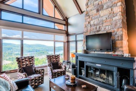 Altitude Luxury 2-bedroom condo - 蒙特朗布朗 - 公寓