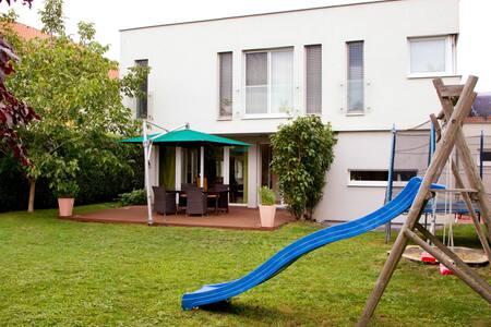 Modern family house close to Vienna - Bockfließ - Dom