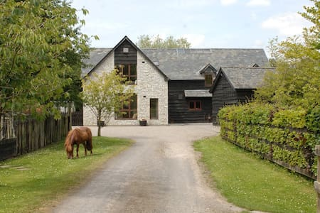 Wonderful Converted Barn in a Farm  - Kilcock