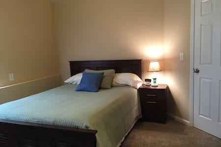 Cozy Master Suite
