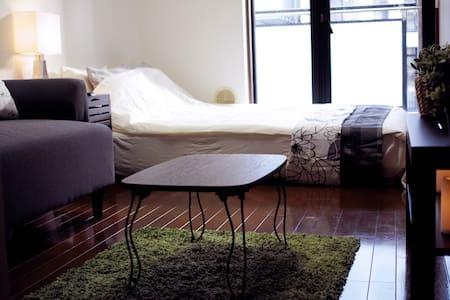 2min Ebisu One of the best room Cozy flat w/wi-fi - Shibuya-ku