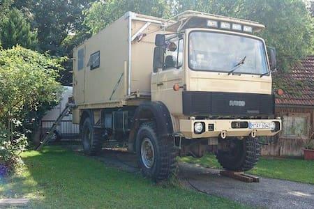 Wohnmobil - Campingvogn