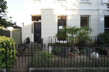Two bed Regency apartment