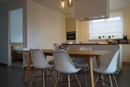 stijlvol appartement 100m vh strand - Cadzand - Lakás