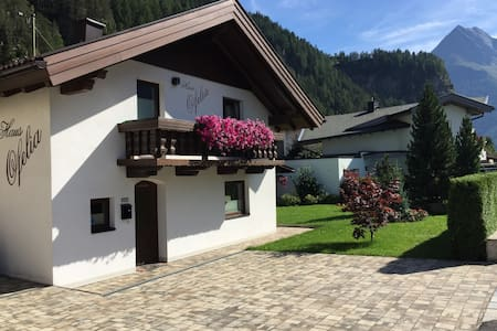 Cozy, nice, fully equipped house! - Längenfeld - House