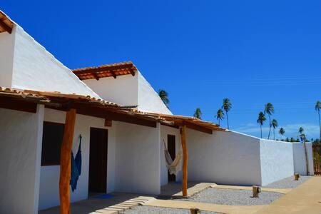 Casa para alugar - Estilo pousada - Porto de Pedras - Ev