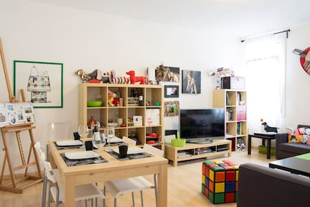 Cosy apartment in the city center - Apartment