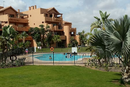 5* Apartment in Mar Menor Golf Reso - Torre-Pacheco