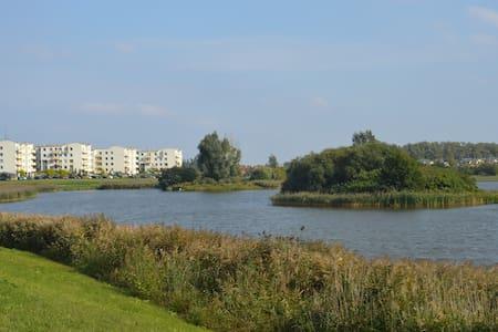 MIESZKANKO NAD STAWEM-15 m OD RYNKU - Gdańsk - Lägenhet