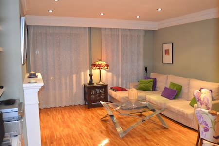 FANTASTICO DUPLEX CENTRO Y PARKING - Apartment