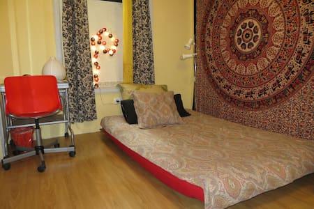 Retiro, quiet and nice room