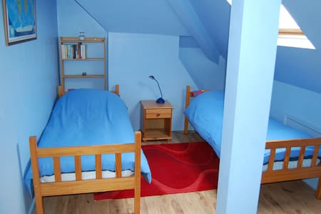 Flexible rooms in spacious home. - West Kirby - Wikt i opierunek