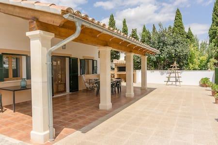 Maison Majorquine à Binissalem - Binissalem-Mallorca DO