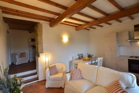 Casa Montecristo 6 guests Borgo San Vincenti - Appartement