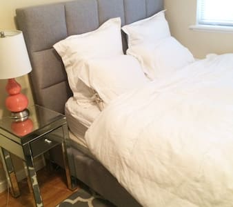 Private Bed & Bath in heart of SF - San Francisco - Apartment