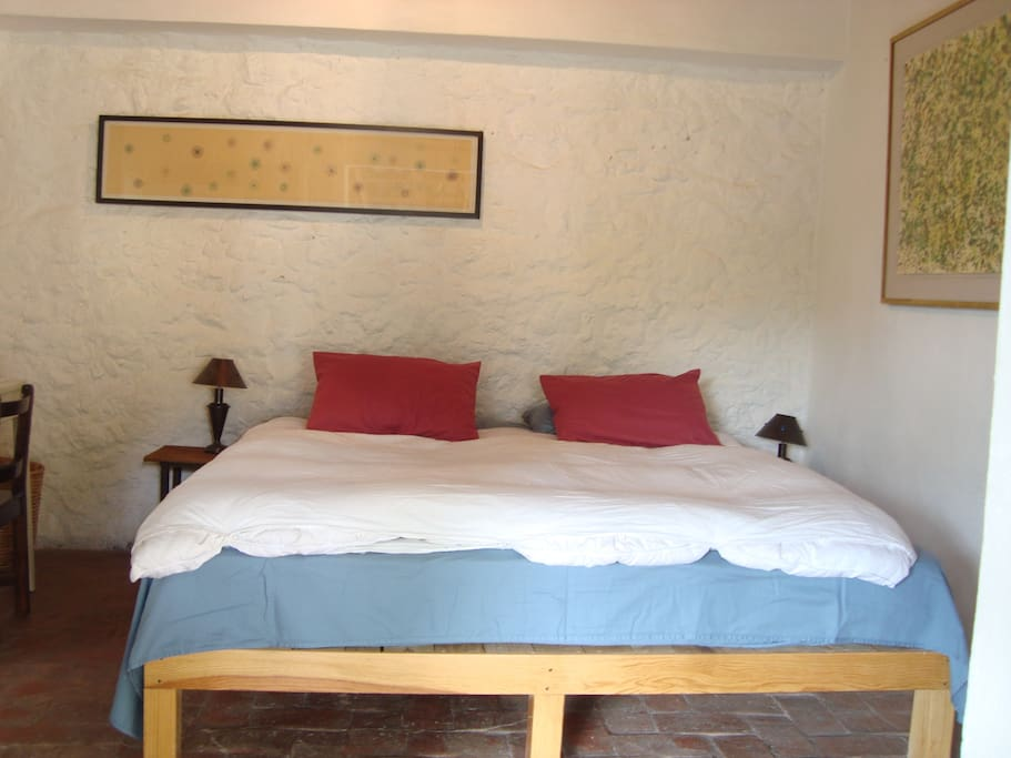 Main bedroom.