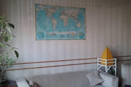Chambre privée simple! Almagro, B.A