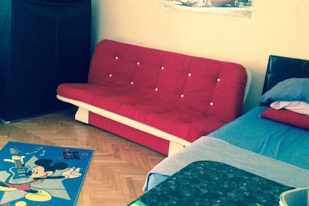 Cosy room - Huoneisto