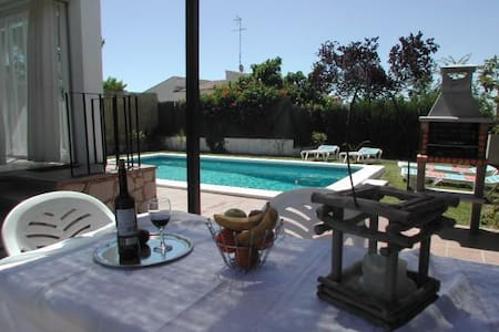 2 bedroom house and private pool(2) - Estartit